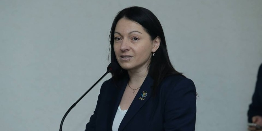 Сборная Азербайджана по художественной гимнастике готовится ко всем соревнованиям как к самым важным – главный тренер Мариана Василева