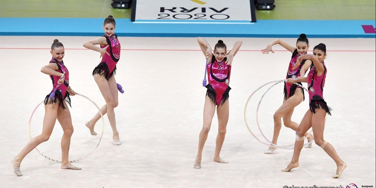 Мы ощущали поддержку всего Азербайджана, знали, за нас болеют! – групповая команда по художественной гимнастике