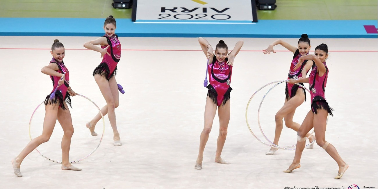Biz bütün Azərbaycanın dəstəyini hiss edirdik - Bədii gimnastika üzrə qrup komandasının üzvləri