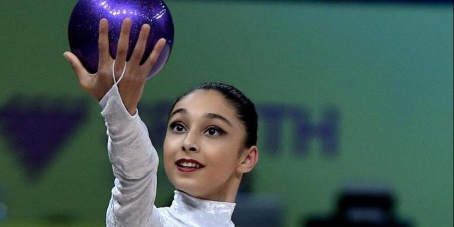 Azerbaijani gymnast strives to demonstrate good result at the FIG Rhythmic Gymnastics World Cup in Baku