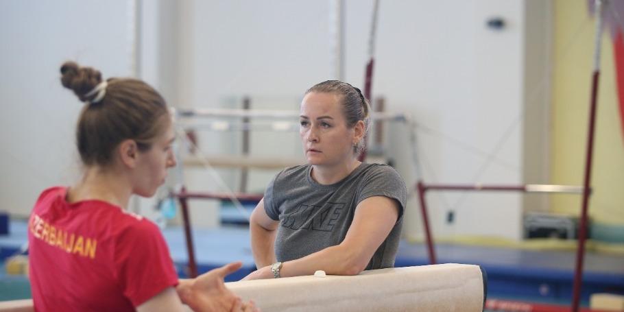 Baş məşqçi: Marina Olimpiadaya böyük yarış təcrübəsi ilə qatılır