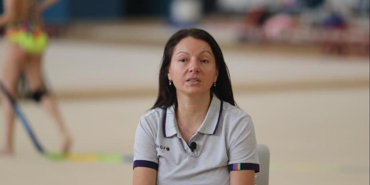 Doqquz Azərbaycan gimnastı bədii gimnastika üzrə Avropa çempionatından medalla qayıdıb - Mariana Vasileva