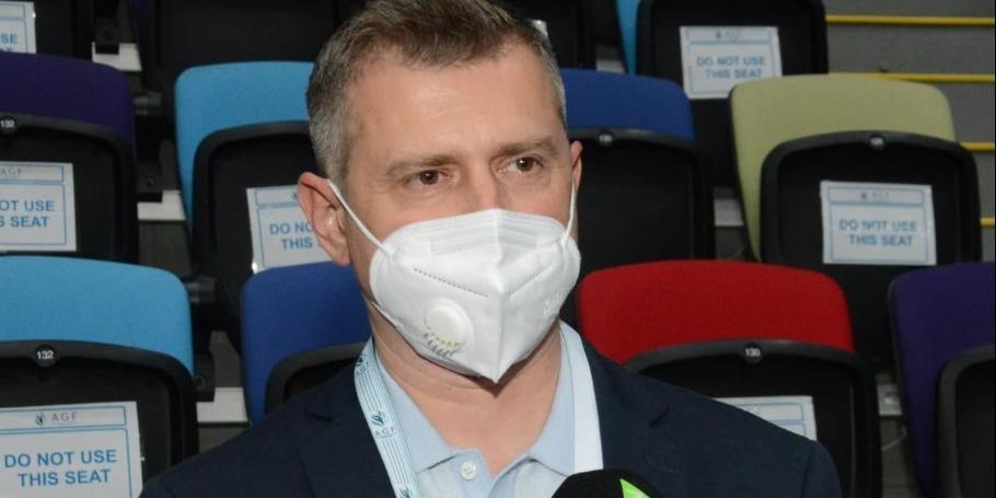 Baku National Gymnastics Arena exceeds all expectations - Vladislav Oskner