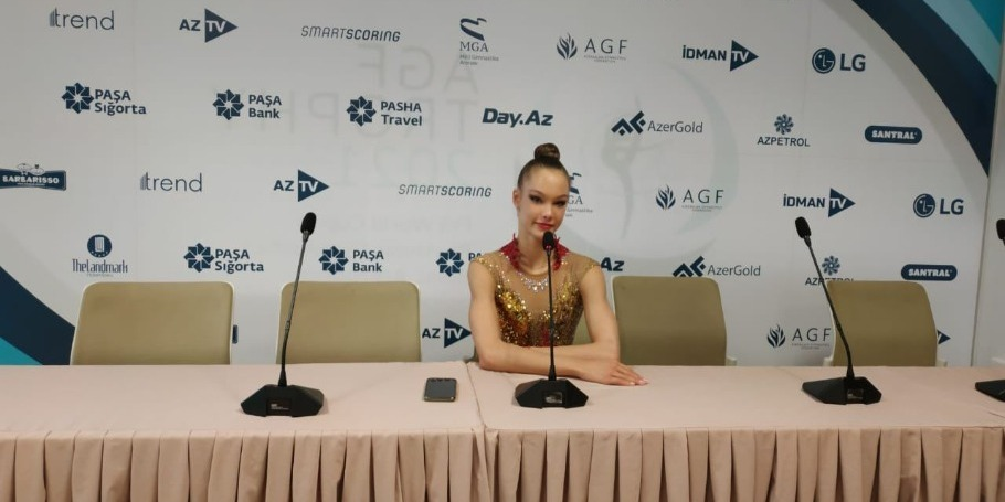 Organizing committee of World Cup in Azerbaijan's Baku doing its job perfectly - Hungarian gymnast