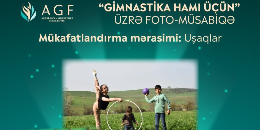 Gymnastics for All photo contest comes to an end