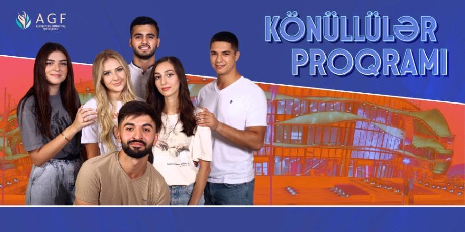 """""""Könüllülər Proqramı"""