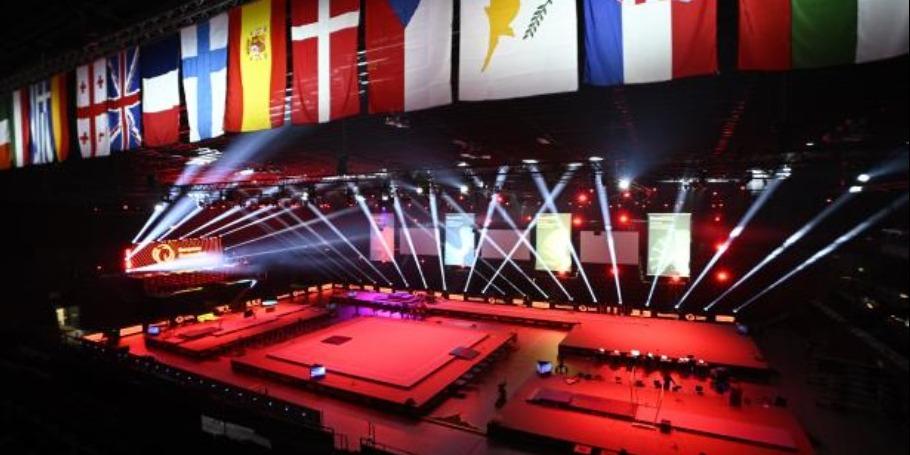 İdman gimnastlarının Avropa çempionatında çıxışları yekunlaşıb