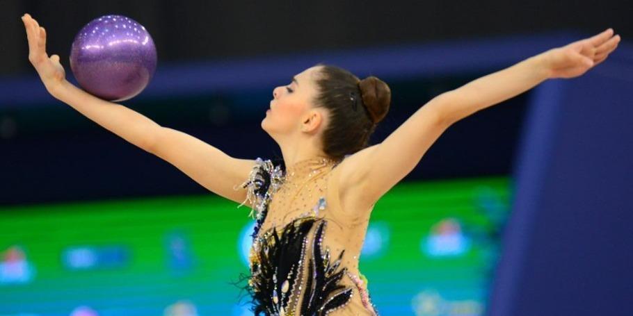 Bədii gimnastika üzrə Dünya Kuboku start götürdü