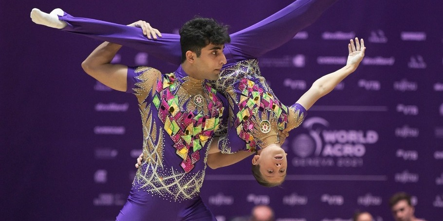 The performances of our acrobats at the World Championships come to an end