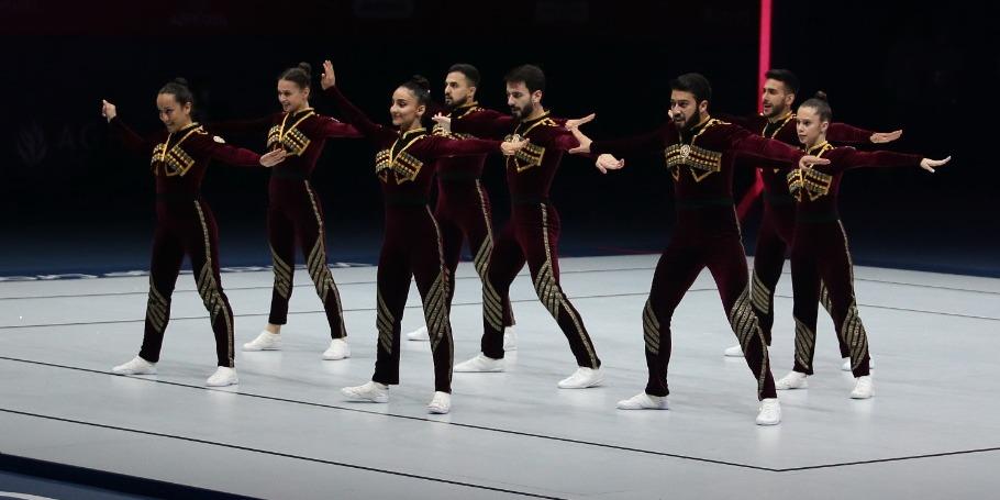 Azerbaijani gymnasts perform in 3 Finals tomorrow
