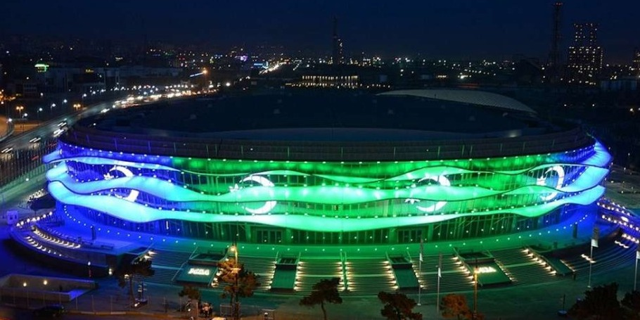 Baku hosts gymnastics competitions again