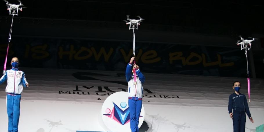 В Баку успешно завершились 9-е Всемирные соревнования среди возрастных групп по аэробной гимнастике