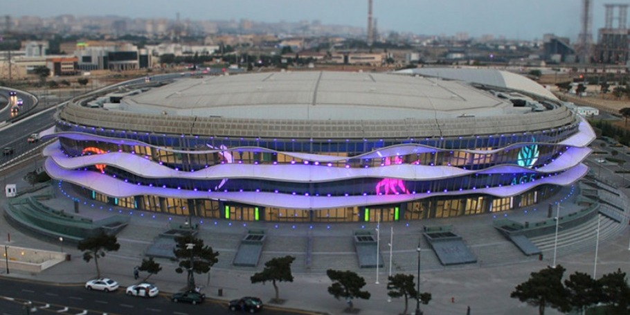 Bədii gimnastika ulduzları yenidən Milli Gimnastika Arenasında