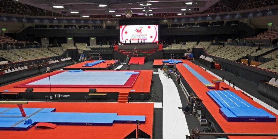 Gimnastlarımız Dünya Çempionatında iştirak edib