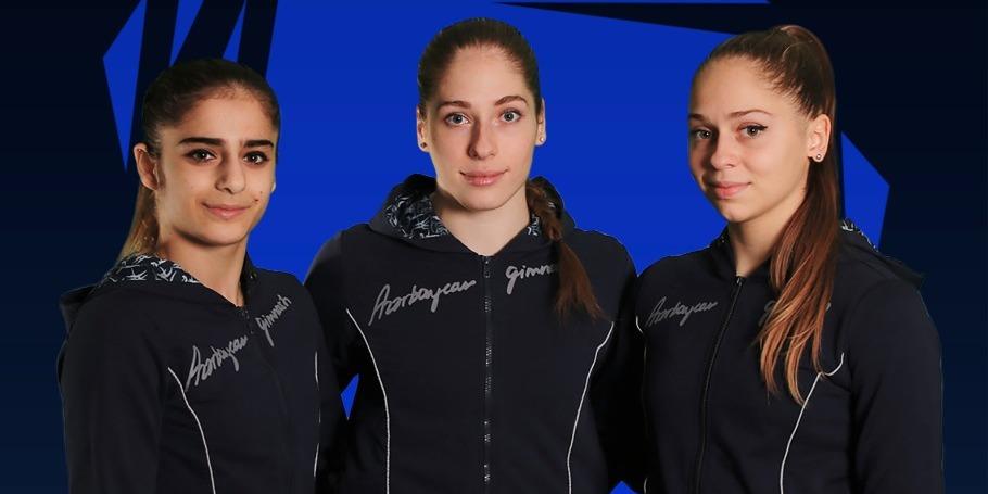 Gimnastlarımız ilin son Avropa çempionatında iştirak etdilər