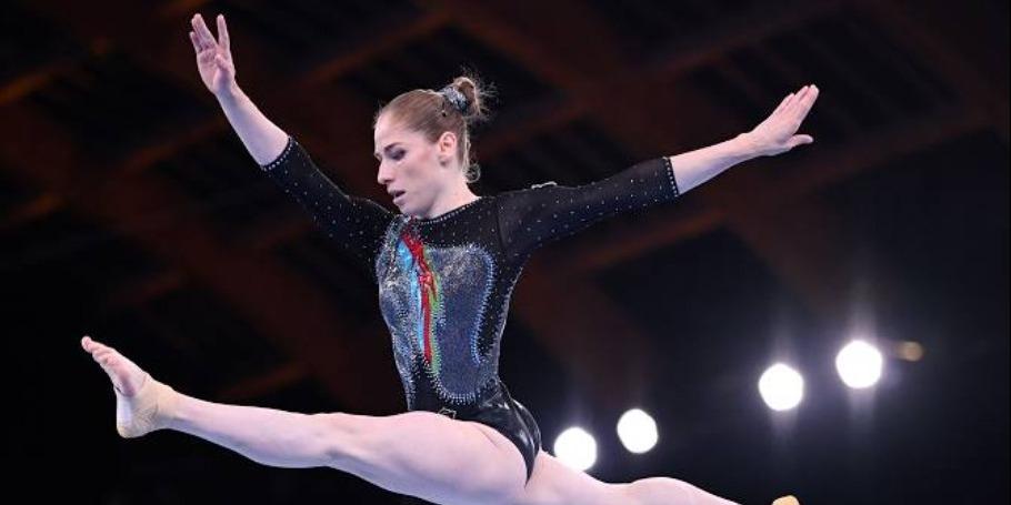 Marina Nekrasovanın Olimpiadada çıxışı yekunlaşdı