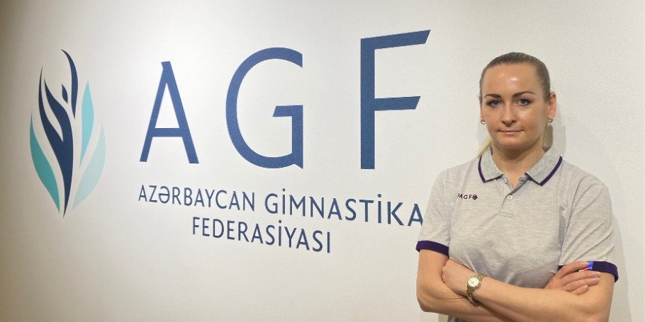 Qadın idman gimnastikası üzrə yığma komandaya yeni Baş məşqçi təyin olundu