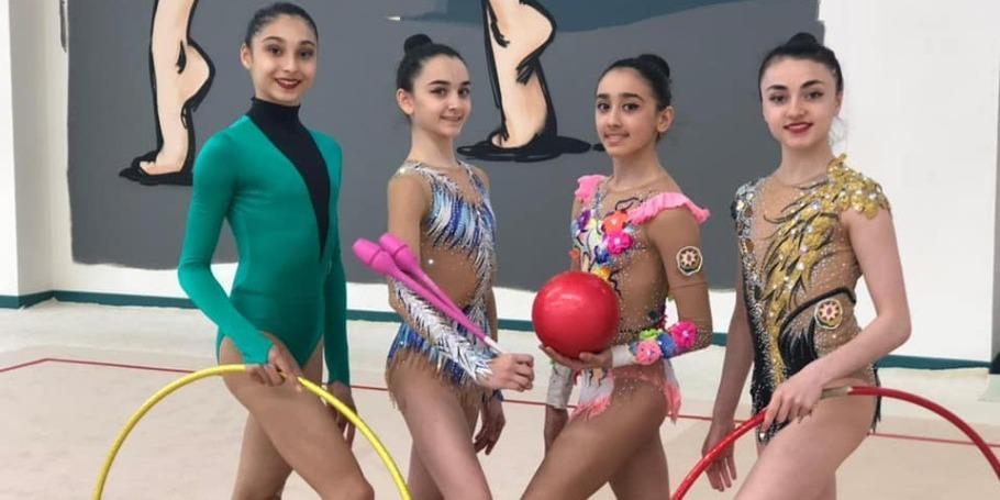 11 медалей с международных онлайн соревнований