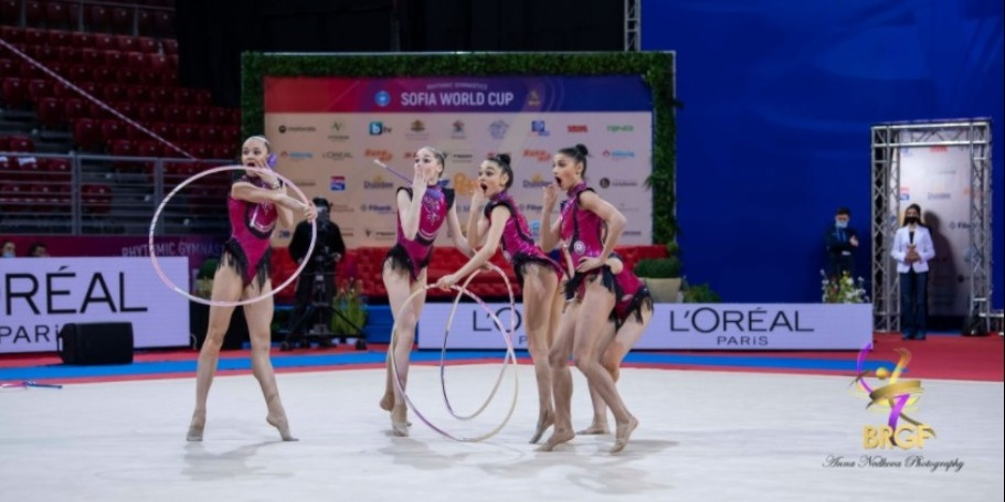 """One more medal from our girls and """"Bronze"""" this time"""