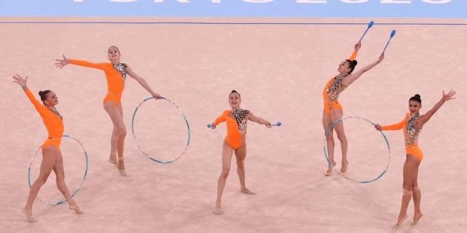 Qrup komandamız 13 ildən sonra Olimpiya Oyunlarında