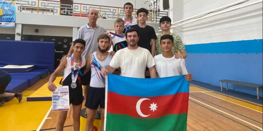 Tumblers` visit to Stavropol