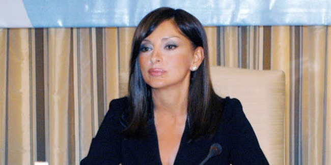 The collective of Azerbaijan Gymnastics Federation congratulates Mrs Mehriban Aliyeva on her rewarding with High Diploma of the International Olympic Committee