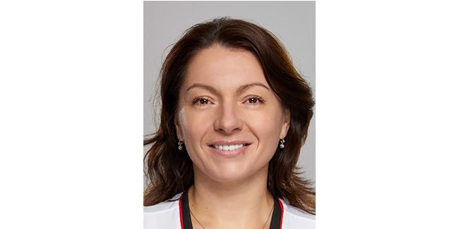Mariana Vasileva – the new head coach of a national rhythmic gymnastics team of Azerbaijan