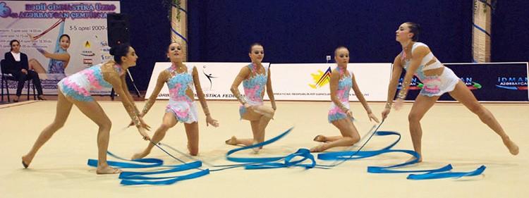ALIYA GARAYEVA BECOMES AN AZERBAIJANI CHAMPION FOR THE SECOND TIME