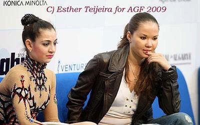 ALIYA GARAYEVA WINS THE WORLD CUP'S BRONZE MEDAL