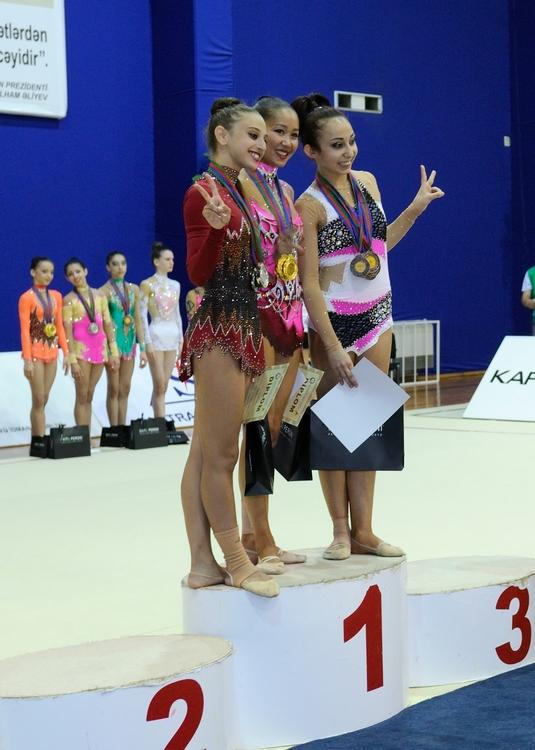 ALIYA GARAYEVA – IS 5 TIME AZERBAIJAN CHAMPION!