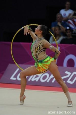 ALIYA GARAYEVA STOPPED A STEP AWAY FROM THE MEDAL