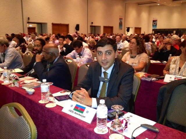 SECRETARY GENERAL OF AZERBAIJAN GYMNASTICS FEDERATION IS RE-ELECTED TO THE FIG COUNCIL!
