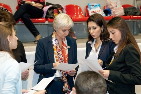 AN AZERBAIJANI JUDGE IN RHYTHMIC GYMNASTICS HAS RECEIVED THE HIGHEST LEVEL OF THE INTERNATIONAL CATEGORY!