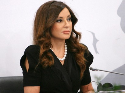 MEHRIBAN ALIYEVA WAS APPOINTED CHAIRPERSON OF THE ORGANISING COMMITTEE OF THE 1ST EUROPEAN OLYMPIC GAMES TO BE HELD IN 2015 IN BAKU