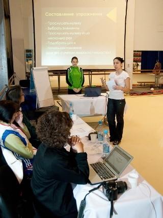 YOUNG AZERBAIJANI SPECIALISTS RECEIVE INTERNATIONAL CERTIFICATES