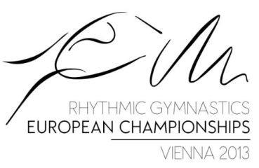 RHYTHMIC GYMNASTICS EUROPEAN CHAMPIONSHIPS IN VIENNA, MAY 31 – June 2