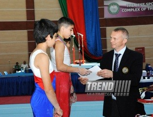 A member of the International Federation`s Technical Committee: Azerbaijani Artistic Gymnastics has a good groundwork for the future