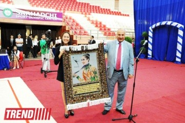 The Vice-President of Azerbaijan Gymnastics Federation: ALIYA GARAYEVA HAS REPRESENTED AZERBAIJAN WITH DIGNITY AND THERE IS A NEW GENERATION RISING WHICH REPLACES HER WITH DIGNITY AS WELL
