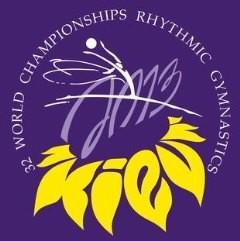 THE WORLD CHAMPIONSHIPS IN RHYTHMIC GYMNASTICS, KIEV, AUGUST 28 - SEPTEMBER 1, 2013