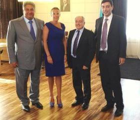 AZERBAIJAN, WORLD CAPITAL OF SPORT - EUROPIAN GYMNASTICS AHEAD!