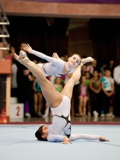 ACROBATS – ARE THE 5TH IN EUROPE