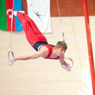 …AND ARTISTIC GYMNASTS ARE THE FIRST ONES IN RUSSIA