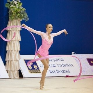 RHYTHMIC GYMNASTS ARE THE FIRST ONES IN ITALY AND HUNGARY ...