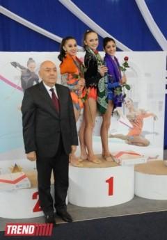 MARINA DURUNDA – IS THE ALL-AROUND CHAMPION OF AZERBAIJAN!