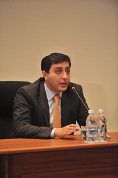 SECRETARY GENERAL OF AZERBAIJAN GYMNASTICS FEDERATION IS ELECTED AS THE VICE-PRESIDENT OF THE EUROPEAN UNION OF GYMNASTICS!