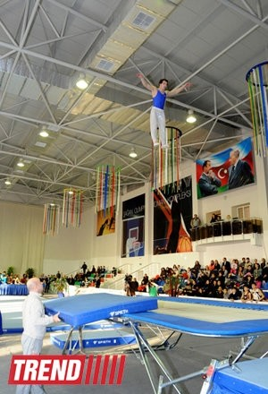 JOINT TOURNAMENT IN SHAGHAN TURNS INTO A REAL GYMNASTICS FESTIVAL !