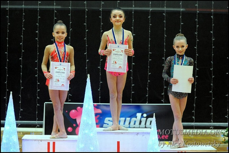TWO GOLD MEDALS, TWO MISSES AND ANOTHER FIVE JUDGES OF THE INTERNATIONAL LEVEL