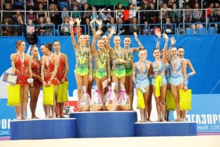 Azerbaijani gymnasts win gold and bronze medals in Moscow