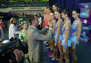 GYMNASTS OF AZERBAIJAN - WINNERS OF TASHKENT WORLD  CUP!