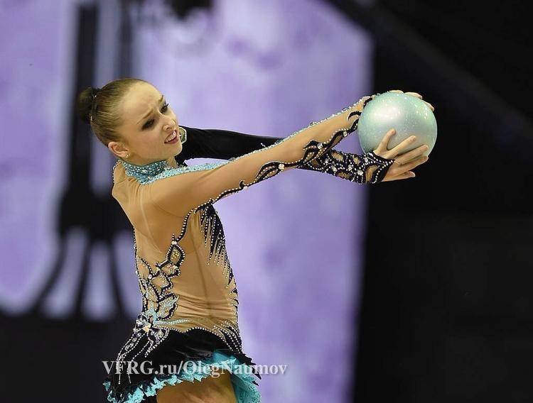 Rhythmic Gymnastics WС in Izmir: the second day's results